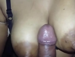 Desi wife milky boobjob and cuming her boob