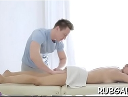 Bare beauty massage