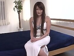 Disquieted Runa Ayase drives two cocks involving her tiny holes - Round at Slurpjsex free clip