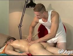 Male gay massage episode