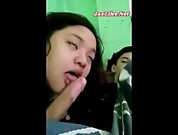 Teen Girl Pinay Blowbob Hard just about Please her boyfriend
