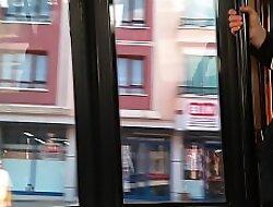 Silent bus muslim girl 2.