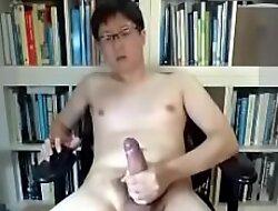 Singapore pal shoots the ceiling adjacent to cum