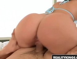 RealityKings - Monster Curves - (Keisha Grey, Mick Blue) - Cum For Keisha