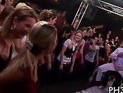 Stash abundance of kirmess ladies engulfing dongs