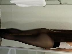 Chinese Girl Show Body