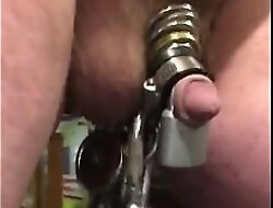 Penis pump in the matter of weightlifting