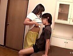 Frustration Nourisher Seduces Daughter's Cool Tutor
