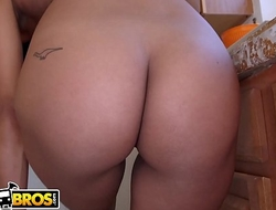 BANGBROS - Latina Maid Abby Lee Brazil Gets Naked Increased by Fucks For Cash