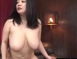 Uncensored Asian Big Tits