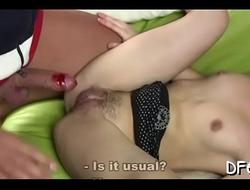 Virginity lost sex