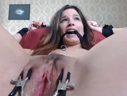 Forcing My Sister To Cum