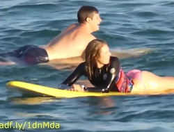 Surfer butt on the beach - xxx video adf.ly/1dnMda