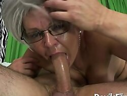 The man grandma Kelly Leigh