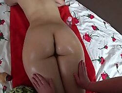 Girlfriend fucks fruity there hairy anal. Chunky arse there oil with the addition of a wet chink doggystyle POV.