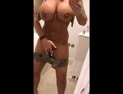 34JJ blonde milf cant stop playing with her pussy - Milfintros xxx2020.pro