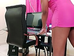 Indian Stepsister Secretary Seduces Me Naughtily