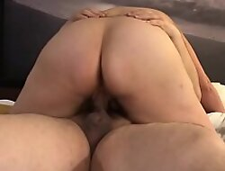 Cowgirl Creampie PAWG AMWF
