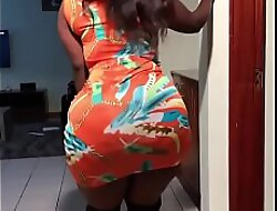 Shaking my big ass