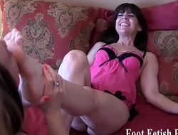 We have the hots for unceasingly others feet