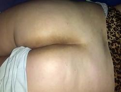 Esposa gostosa dormindo