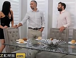 Real Wife Stories - (Audrey Bitoni, Keiran Lee) - Unfinished Business - Brazzers