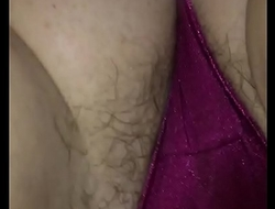 wife sleeping with hairy pussy and dirty women's knickers