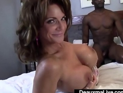 Mature Mommy Deauxma xxx video  Ashlee Chambers Share Big Black Cock!