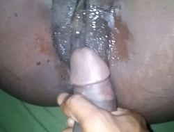 Brentlys Dark Chocolate pussy and ass