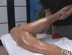 Erotic wang massage