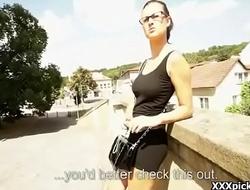 Public Hardcore Fuck With Teen Euro Slut For Cash 13
