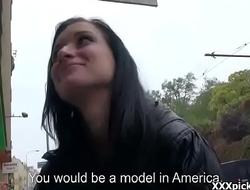 Public Hardcore Fuck With Teen Euro Slut For Cash 33