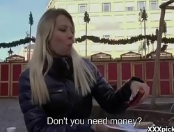 Public Hardcore Fuck With Teen Euro Old bag For Cash 01