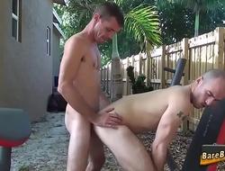 Amateur raw dawgs ass