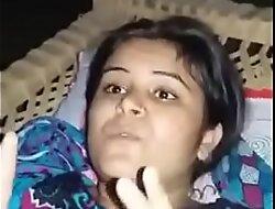 Desi girl asking for condom