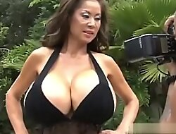 Minka- Photoshoot for the  porn Freaks of Boobs porn  scene (with OG Mudbone)