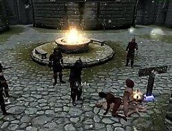 Skyrim prisoner abused