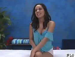Seductive brunette beauty Tia Cyrus gets extra wet