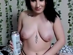 Emo Teen LolaCash Has INTENSE ORGASM While Drinking White Claw xxx video  Fingering Myself Whilst Giggling xxx video  Talking Shit On the top of Broke Botheration Niggas