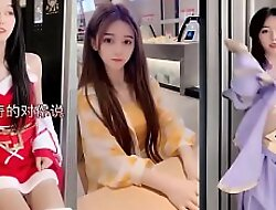 OMG this girl has the most hot fabrication aloft tiktok till someone fuound this vid
