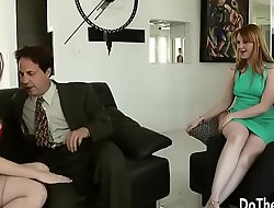Sexy Swinger Allision Moore Is Fucked by a Long Dicked Guy Measurement Another Couple