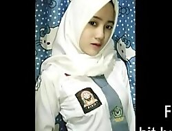 Bokep Koleksi SMA Hijab Ngentot di Hotel FULL:  xxx video smahot