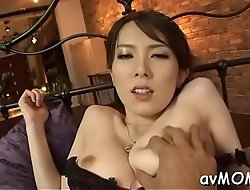 Doxy milf deepthroats shlong and balls
