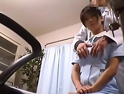 Japanese Voyeur Footage be expeditious for Clumsy Nurses Company up for Their Mistakes to a Dominant Doctor 1 [upload king]