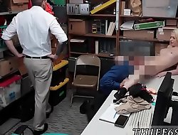 Police strapon and blonde gangbang first age Attempted Thieft