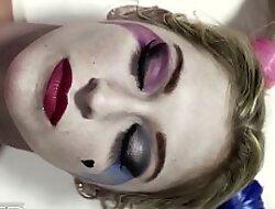 Birds Of Prey - Harley Quinn xxx video  Katana Lesbian Fuck