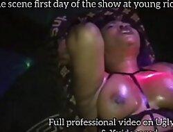 Uglygalz Live Sex demean Ghana