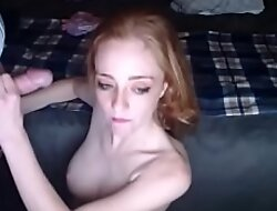 playing with a playful cock