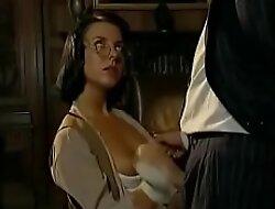Maria Bellucci - Student Glasses Handjob - Mamma 1998
