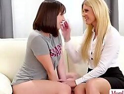 India Summer use strapon to turtle-dove Stepdaughter Jenna Sati